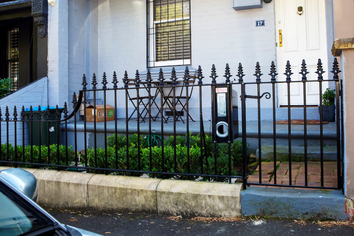Leichhardt heritage gate and fence restoration_1
