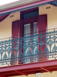 Sydney heritage balcony restoration and repair